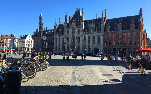 环游欧洲不是梦 之二——西欧、瑞士9国半自助游之 卢森堡比利时荷兰篇
