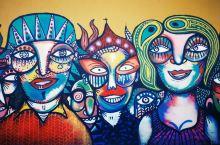 巴西街头——遇见特色涂鸦