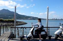 台北必打卡 淡水渔人码头「淡江夕照」