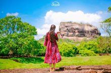 #世界遗产# 世界第八大奇迹斯里兰卡「狮子岩」