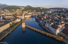卢塞恩:瑞士最美丽最理想的度假胜地
