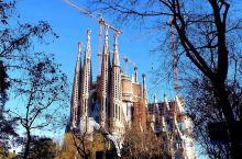 百年未了的世纪工程,圣家族大教堂