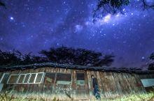 马赛马拉的星空比你童年的还要耀眼