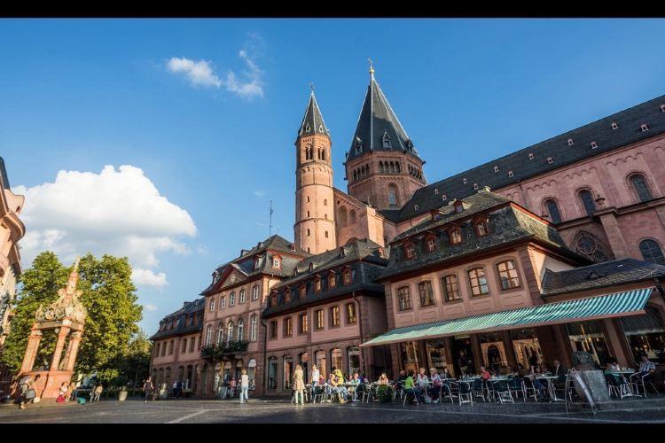 Mainz大教堂4
