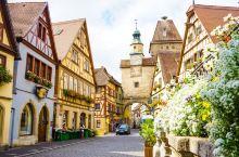 """罗滕堡:大概世界上""""最甜""""的童话小镇"""