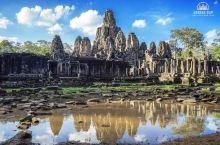 巴戎寺,高棉的微笑,永不消逝的记忆