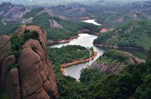 漫山遍野石头龟的5A景区叫上饶龟峰