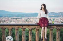 #向往的生活#与相爱的人在佛罗伦萨看一场绝美日落