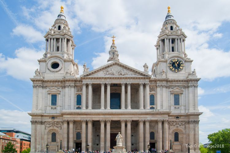 St. Paul's Cathedral4