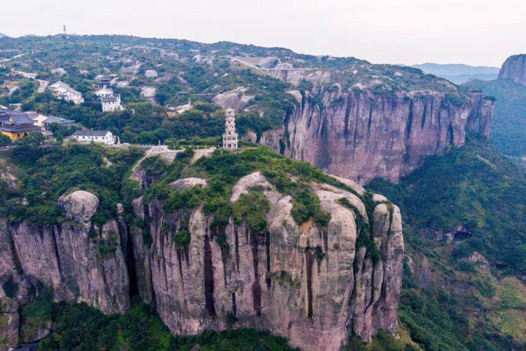 Fangshan Nansongyan Scenic Area4