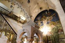 #元旦去哪玩#全世界基督教圣地圣墓教堂
