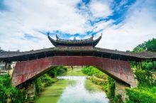 """温州泰顺廊桥文化园,这里有被桥梁专家誉为的""""世界最美廊桥"""""""