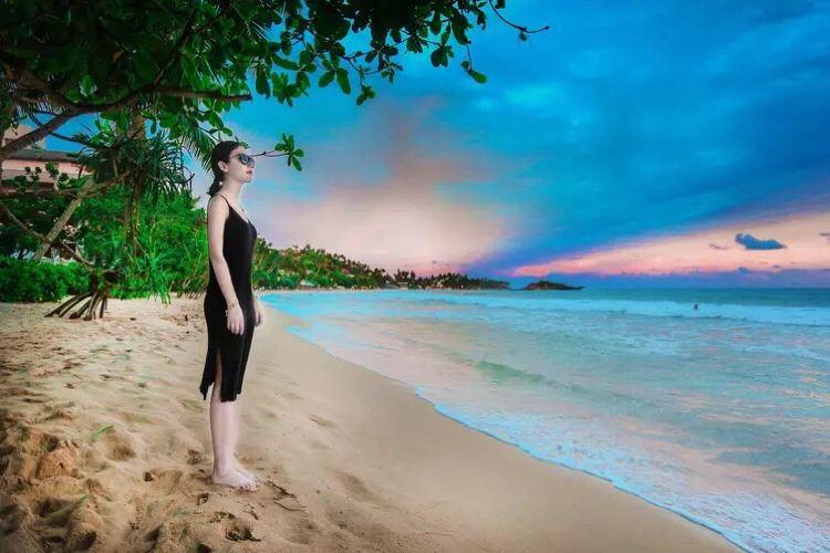 美蕊沙海灘1