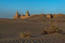 行天下|「黑水古城」丝绸之路上邂逅千年佛塔