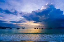 霞浦滩涂之北兜 北兜是夏天最好的日出拍摄地点,位于霞浦东冲半岛的北端,这里不仅能看到日出,还能见到渔