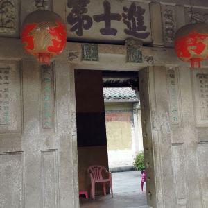 龙湖古寨旅游景点攻略图