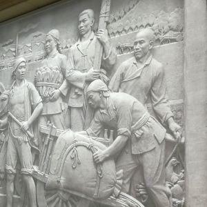 刘开渠纪念馆旅游景点攻略图