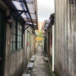 四四南村旅游景点攻略图