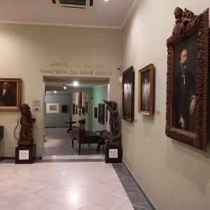 索洛莫斯博物馆旅游景点攻略图