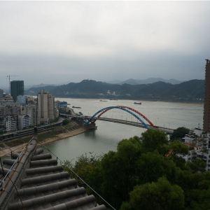 鸳鸯江旅游景点攻略图