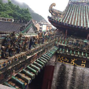 悦城龙母祖庙 (龙母庙)旅游景点攻略图
