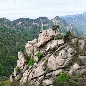 蒙阴游记图文-登中国生态名山,休闲度假的醉氧之旅!