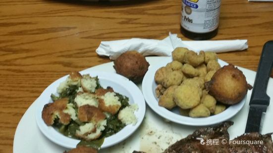 Ruben's Fish and Steak House