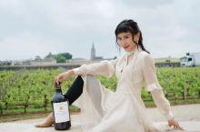 法国|唇边最浪漫的红酒,在十点日落的波尔多