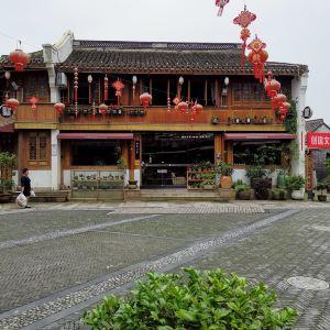 定海古城旅游景点攻略图