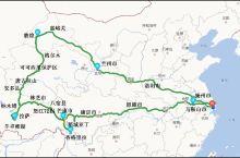 自驾西藏敦煌24天、千里迢迢