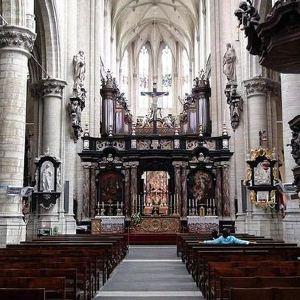 St Jacobskerk (St James's Church)旅游景点攻略图