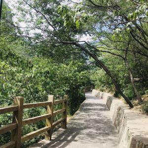 宝泉旅游景点攻略图