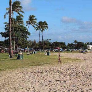 阿拉莫纳海滩公园旅游景点攻略图