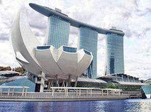 新加坡科学中心旅游景点攻略图