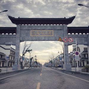 中国·二界沟旅游景区旅游景点攻略图