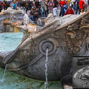 破船喷泉旅游景点攻略图