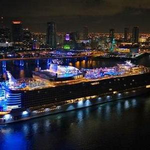 俄克拉何马州游记图文-情迷加勒比,谱交响乐章,期待绿洲新船入华