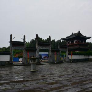 上清宫旅游景点攻略图