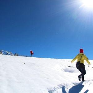 石卡雪山旅游景点攻略图