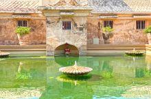 印尼 日惹 水宫 皇室花园