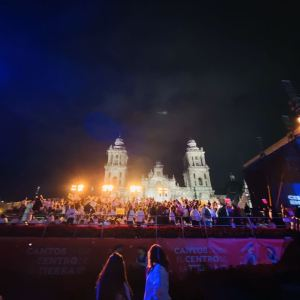 墨西哥城国家美术馆旅游景点攻略图