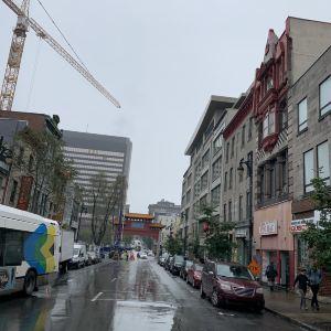 蒙特利尔唐人街旅游景点攻略图