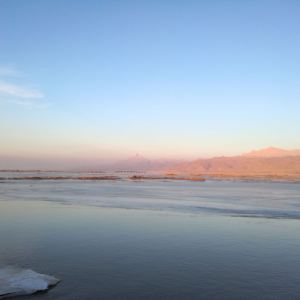 黄河湿地景观区旅游景点攻略图