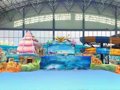 海魔方水上樂園