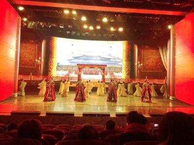 Xi'an Thirteen Dynasty Performance