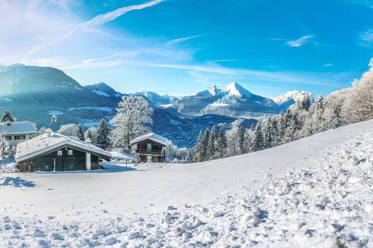 巴伐利亞阿爾卑斯山