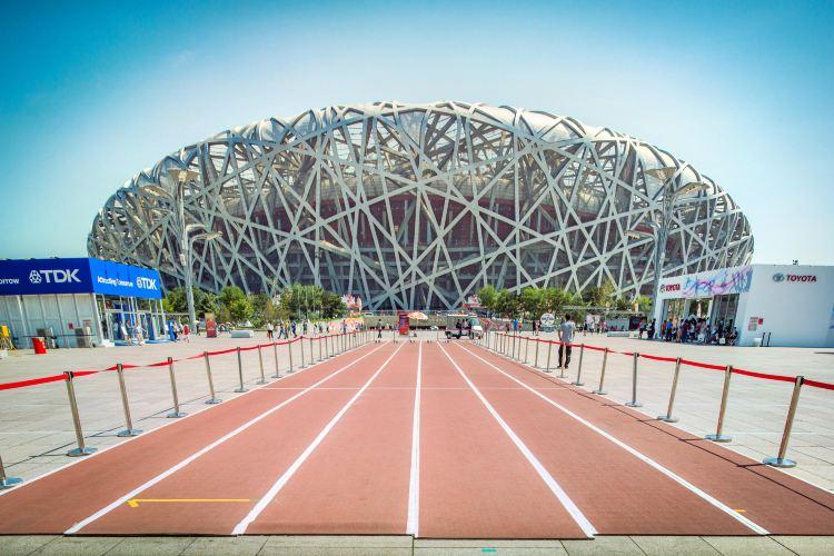 Bird's Nest (National Stadium)1