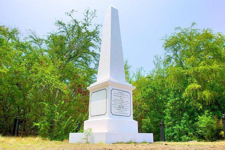 Captain James Cook Monument