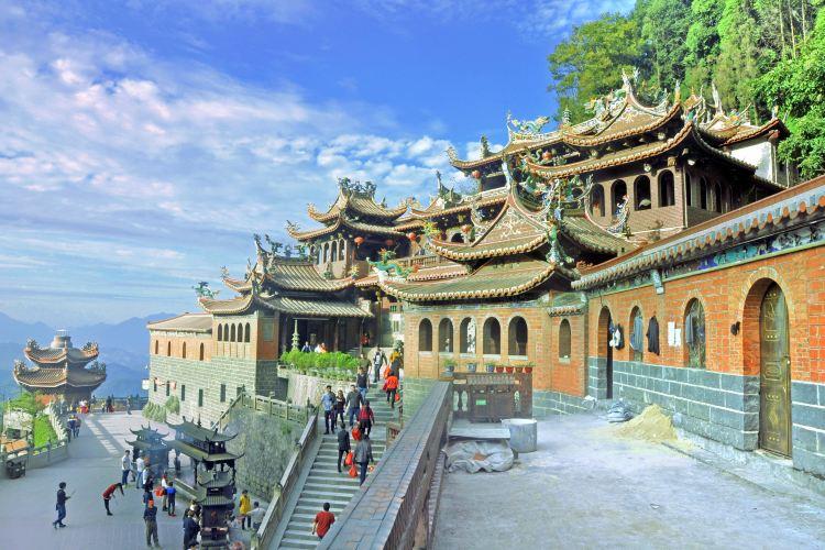 칭수이옌(청수암)