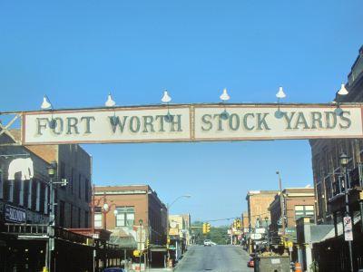 Fort Worth Stockyards Visitor Center